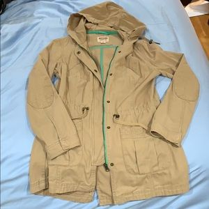 Mossimo Canvas Trench Coat